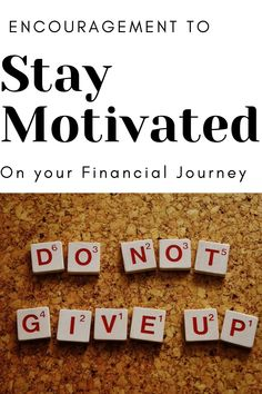 Here are a few thoughts that have personally helped us to succeed in our financial goals! Hopefully, they can help you develop motivation with your money. Remember, practice makes perfect! Finance Quotes, Finance Books, Finance Tips, Paying Back Student Loans, Investment Books, Financial Goals, Money Matters, How To Stay Motivated, Money Management