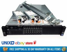 Dell-PowerEdge-R720-SFF-8-Bay-Dual-E5-2670-96GB-RAM-H710-Raid-2x-PWS-Rail-Kit