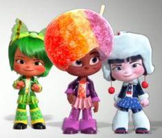 Minty Zaki (left) Snowanna Rainbeau (middle) Adorabeezle Winterpop (right) This is so AWESOME!!!