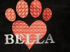 Personalized Dog Blankets- Large Size Dog Blankets - Fleece Dog Blankets - Snuggle with your dog !, Pet Blankets, Monogrammed dog Blankets by EmbroiderybySharon on Etsy https://www.etsy.com/listing/176833233/personalized-dog-blankets-large-size-dog