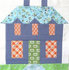 Vintage 1930s Vibrant Bridal Bouquet Feedsack Quilt Clean Crisp ... : house patterns for quilts - Adamdwight.com