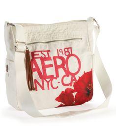aeropostale.com byc floral crossbody bag $20