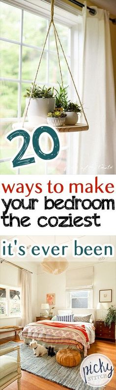 20 Ways to Make Your Bedroom The Coziest It's Ever Been - Page 19 of 21 -
