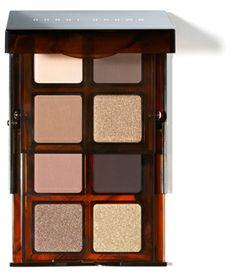 Bobbi Brown Cosmetics :: Tortoise Shell Collection - Limited Edition (eyeshadows for people who wear glasses)