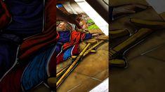 شفاء مريض بيت حسدا Egyptian Art, Stained Glass, Egypt Art, Stained Glass Panels, Leaded Glass, Fused Glass