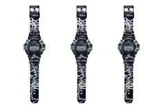 Futura x G-Shock – New Collaboration
