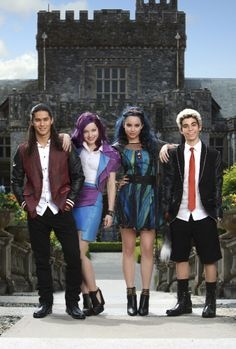 "Disney's ""Descendants"" Stills"