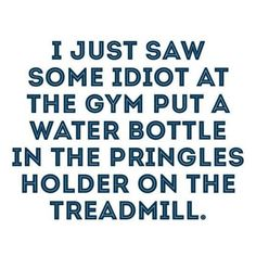 WAIT....you mean that's NOT for Pringles? Doing it all wrong all these years... #fitness #health #quotes #funny #lol #gymlife