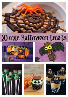 20 Epic Halloween Th