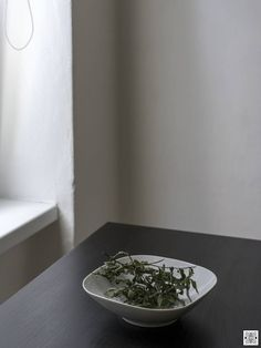 still life of a day  Sony a7r, zeiss 55, f/5.6  www.pavelvrzala.com  #PavelVrzala #stilllife #table #mint #bowl #sony #a7r #zeiss55