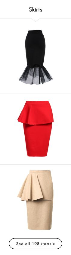 """""""Skirts"""" by cogic-fashion ❤ liked on Polyvore"""