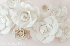 Do you love decorating your room and looking some new ideas? Something which is perfect for summer and has some romantic touch? These paper flowers are the perfect solution for this Summer, don't you think so? What You Need 2×12″ paper (see below) pencil with a good eraser sharp scissors glue gun pipe or another …