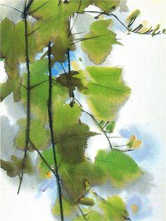 Shiy De-jinn - 席德進(1923~1981)