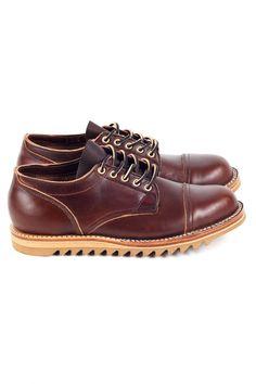Blue Button Shop - 145 Oxford - Brown CXL - VIB14WSHOMBRO102308