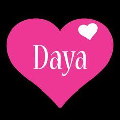 Daya Logo Generator, Cherry Logo, Taurus Traits, Taurus Man, Name Logo, Baby Girl Names, Kid Names, Love Heart, Love Of My Life