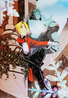 Full Metal Alchemist This used to be my favorite screensaver so many years ago