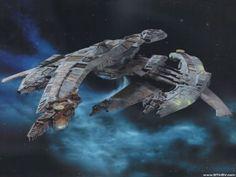 Breen Cruiser ● Star Trek Deep Space Nine Cs Lewis, Nikola Tesla, Deep Space Nine, United Federation Of Planets, Star Trek Online, Alien Ship, Star Trek Images, Sci Fi Ships, Star Trek Starships