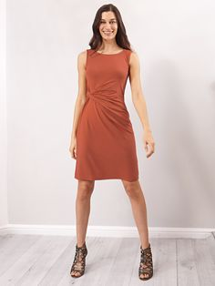 Sansome Dress from Blue Canoe