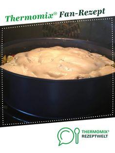 Rhabarbertorte mit Baiser von Friesia. Ein Thermomix ® Rezept aus der Kategorie Backen süß auf www.rezeptwelt.de, der Thermomix ® Community.