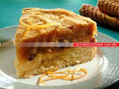 Receita de Torta de batata-doce