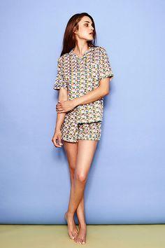 30 Perfect Pairs Of Pajamas For Your Next Netflix Marathon #refinery29  http://www.refinery29.com/cute-fall-pajamas#slide-6