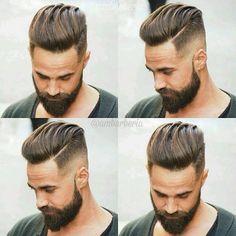 cortes-de-pelo-corto-hombre-degradado-distintos-perfiles