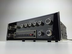McIntosh C32 Stereo Preamplifier Professionally Serviced & Restored - Excellent! #McIntosh
