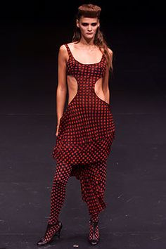 Alexander McQueen | Spring 2002 Ready-to-Wear Collection | Style.com