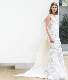 Todas as tendências do New York Bridal Week Primavera 2018 - Portal iCasei Casamentos