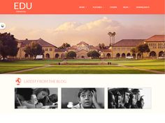 ST Edu is a joomla education template designed for school, college, university, educational website.