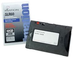 """Imation SLR60 5.25"""" Data Cartridge (74040187283) by Imation. $67.99. IMN41115 Features: -Format: SLR/MLR.-For Drive Type: SLR/MLR.-Compatibility: SLR100, SLR140, SLR60, SLR75.-Maximum Native Data Capacity : 30.0 GB.-Global Product Type: Data Cartridges Tapes-SLR60.-Post-Consumer Recycled Content Percent : 0 pct.-Maximum Compressed Data Capacity : 60.0 GB.-Tape Width : 8.00 mm.-Tape Length : 900 ft.-Pre-Consumer Recycled Content Percent : 0 pct.-Total Recycled Content Percen..."""