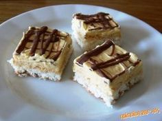 Sweet Desserts, Sweet Recipes, Sweet And Salty, Mini Cakes, Nutella, Ham, Sweet Tooth, Food And Drink, Cooking Recipes