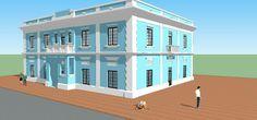 Edificio de la intendencia fluvial de Barranquilla, construido durante la década del 20, a causa de una auge económico a raíz de la actividad portuaria de la ciudad, entró en desuso, y por último fue restaurado y en ella funcionan las oficinas de la secretaria de cultura, patrimonio y turismo de Barranquilla.