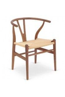 Hans J Wegner Y Chair (Wishbone)