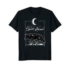 Wolf is my Spirit Animal T-shirt Animals and Birds Graphi... https://www.amazon.com/dp/B07BJJVK4L/ref=cm_sw_r_pi_dp_U_x_fCoZAb5DKEFFN