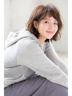 【joemi新宿】2016★オーダーno.1ミディアムボブ (ファム)  - 24時間いつでもWEB予約OK!ヘアスタイル10万点以上掲載!お気に入りの髪型、人気のヘアスタイルを探すならKirei Style[キレイスタイル]で。