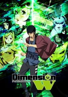 Dimension W Myanimelist Net Dimensions Anime Shows Strange