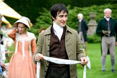 Mansfield Park 2007, Blake Ritson as Edmund Bertram