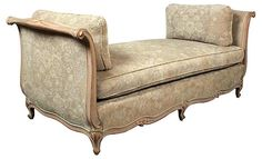 Manor Style - French Provençal-Style Daybed
