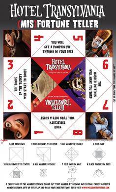Hotel Transylvania Giveaway: Win a MONSTER Prize Pack The Review Wire