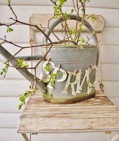 La primavera è la stagione perfetta per portare nuovi cambiamenti in giardino…