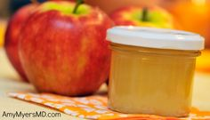 Applesauce Salad Dressing