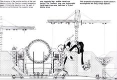 amazing stage set design drawings - Google Search