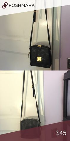 Black HCL (hand crafted leather) bag NBU Black HCL (hand crafted leather) bag NBU (brand sold at Nordstrom Neiman Marcus exc.) HCL Bags Shoulder Bags