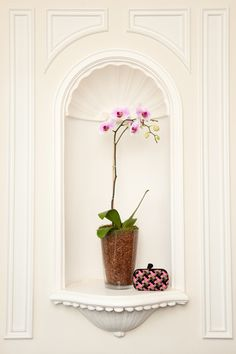orchids and bottega veneta