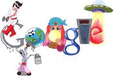 Google Doodle: Doodle 4 Google winner Ireland 2010