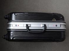 先日仙台でスーツケースを壊してしまったのでSSサイズの小さなスーツケースを新調  Ooe-office,atelie 2014/10/22