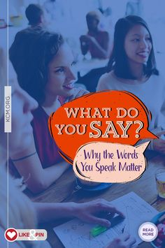 Find out how the words you speak can make the difference between life and death, healing and sickness, poverty and prosperity, or joy and depression. Read more: http://kennethcopelandministries.org/why-words-you-speak-matter/
