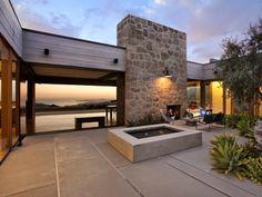 Diseño de Interiores & Arquitectura: Una obra maestra de la arquitectura moderna en California: 3660 Toro Canyon Park Rd
