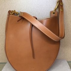 Handbag-has few little marks on leather.